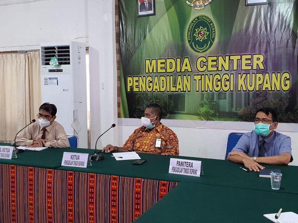 Potong Birokrasi, PT Kupang Kini Terbitkan Surat Penahanan Via Online