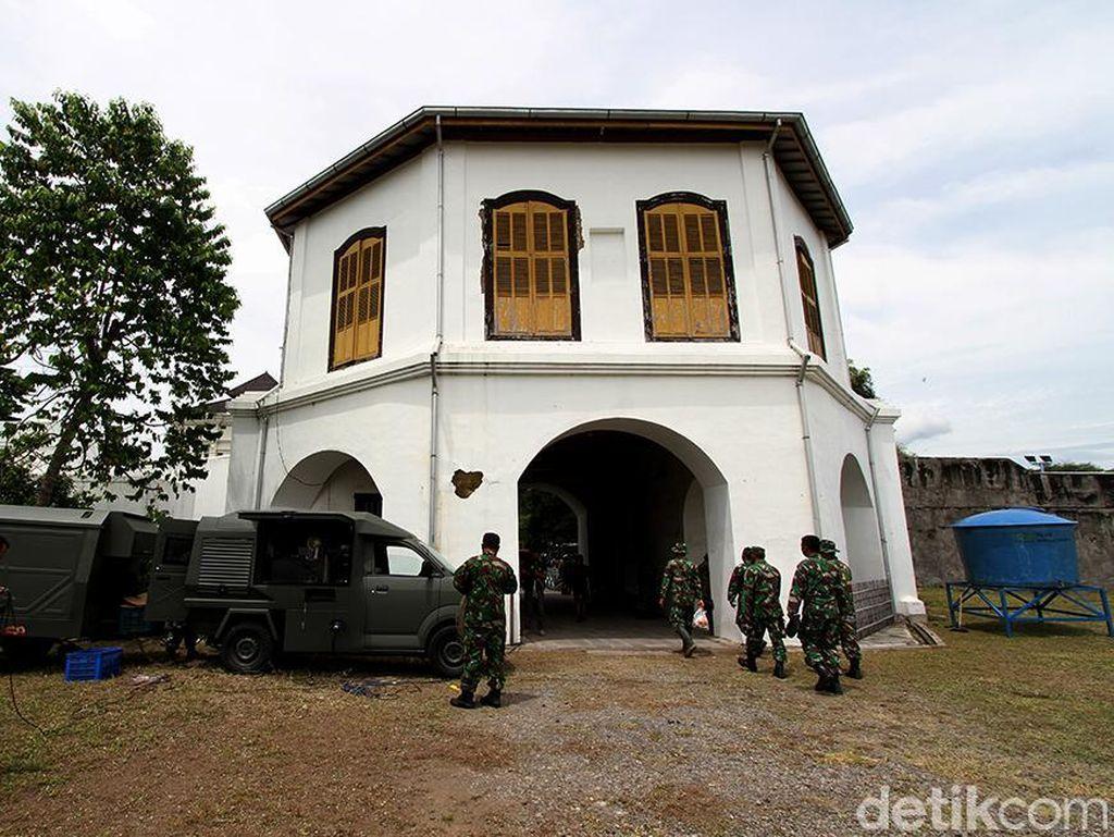 RS Darurat COVID-19 Bakal Dibangun di Benteng Vastenburg Solo