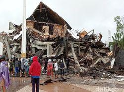 BNPB: Korban Meninggal Dunia Gempa Sulbar Jadi 42 Orang