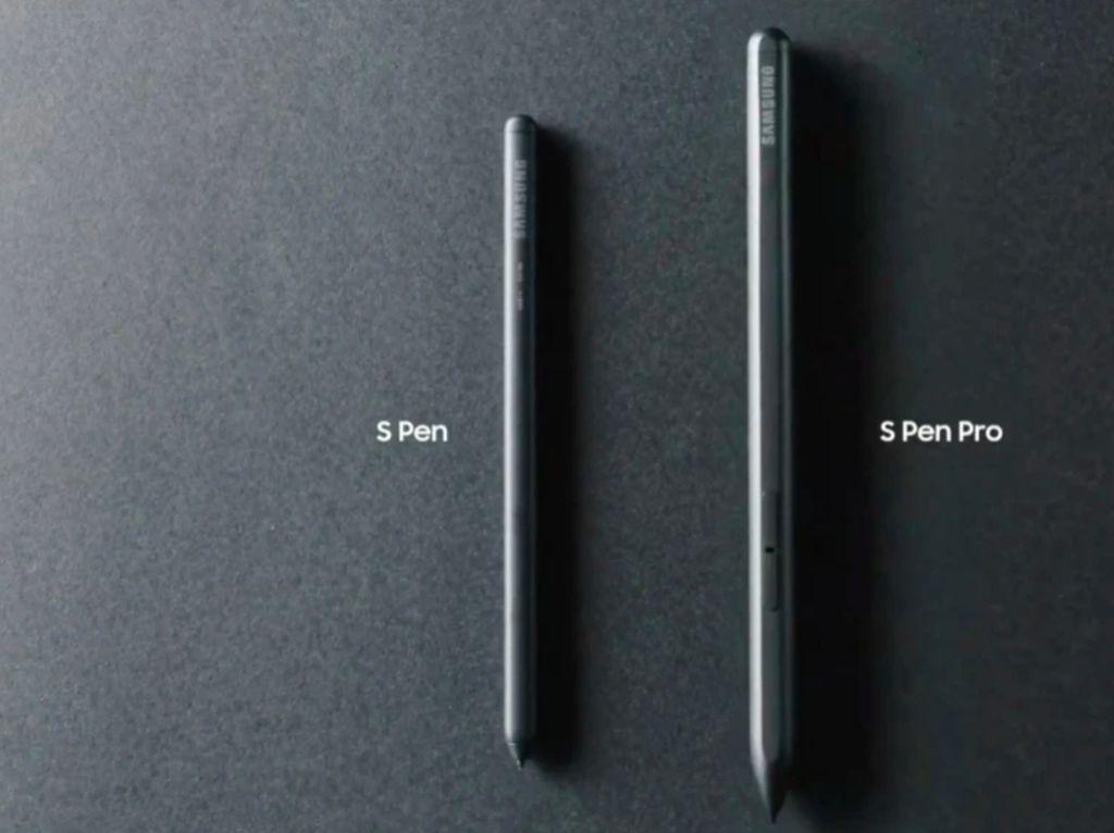 Galaxy S21 Ultra Dukung Stylus S Pen dan S Pen Pro