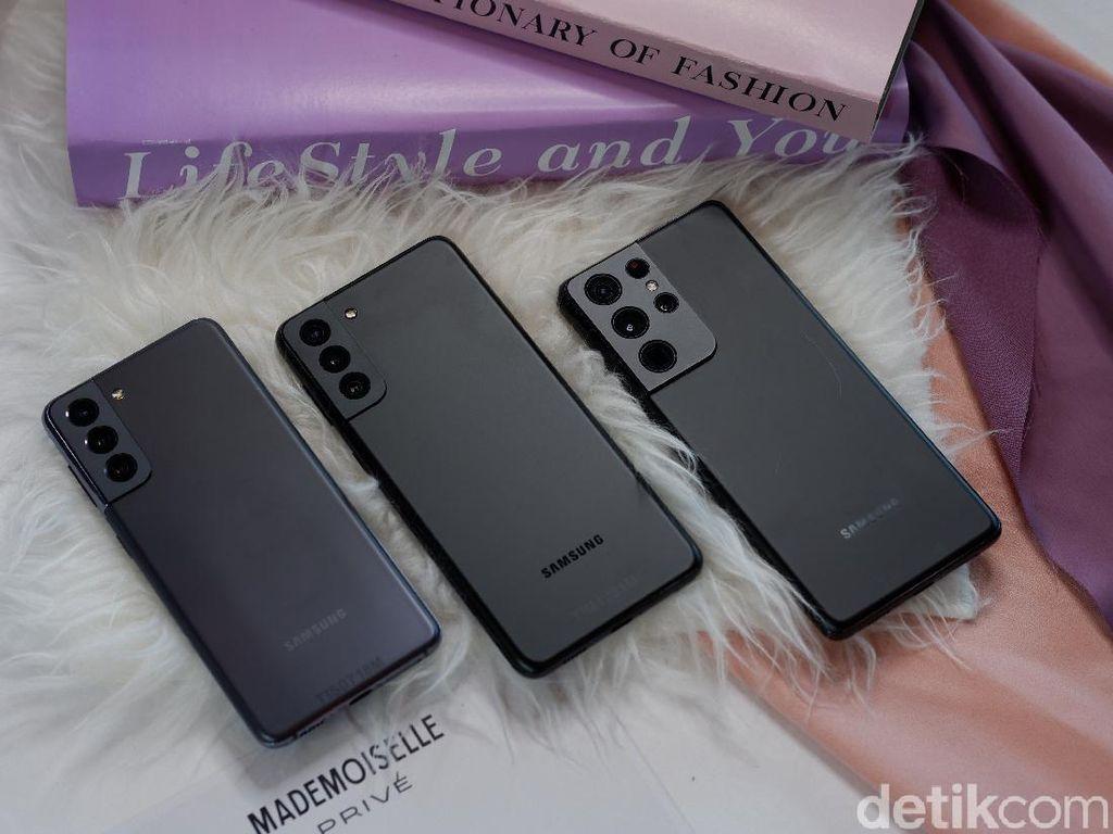 Samsung Perpanjang Update Keamanan Ponsel Hingga 4 Tahun