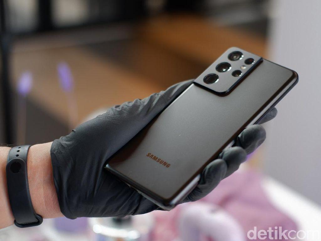 Ini Galaxy S21 Ultra yang Harganya Rp 19 Juta