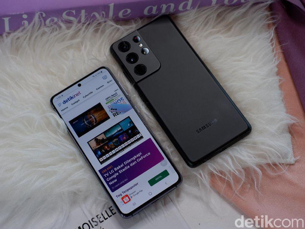 Samsung Pastikan Galaxy S21 Dukung Frekuensi 5G di Indonesia