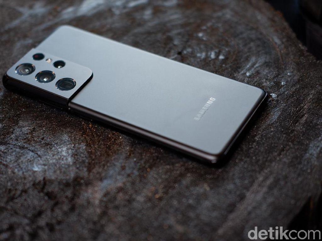 Review Galaxy S21 Ultra, Persembahan Terbaik Samsung di Awal 2021