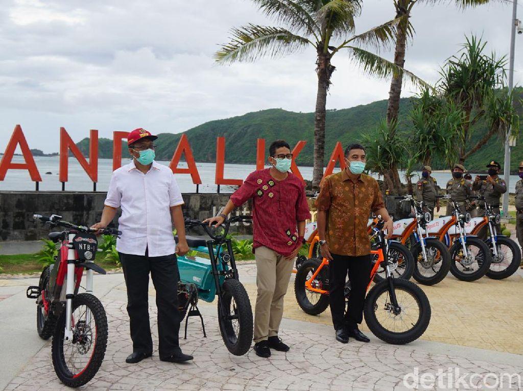 MotoGP Mandalika, Selain Hotel, Homestay, Desa Wisata Diberdayakan