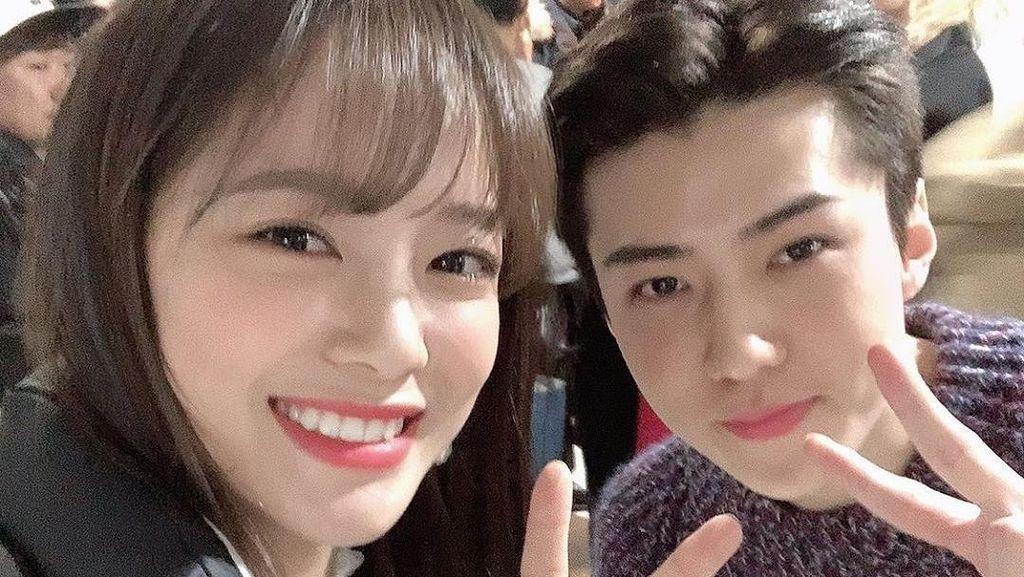 7 Momen Sehun dan Sejeong di Busted yang Bikin Iri