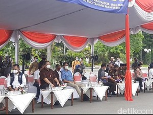 Plt Wali Kota Surabaya Sempat Tak Lolos Vaksinasi COVID-19 Gegara Ngopi