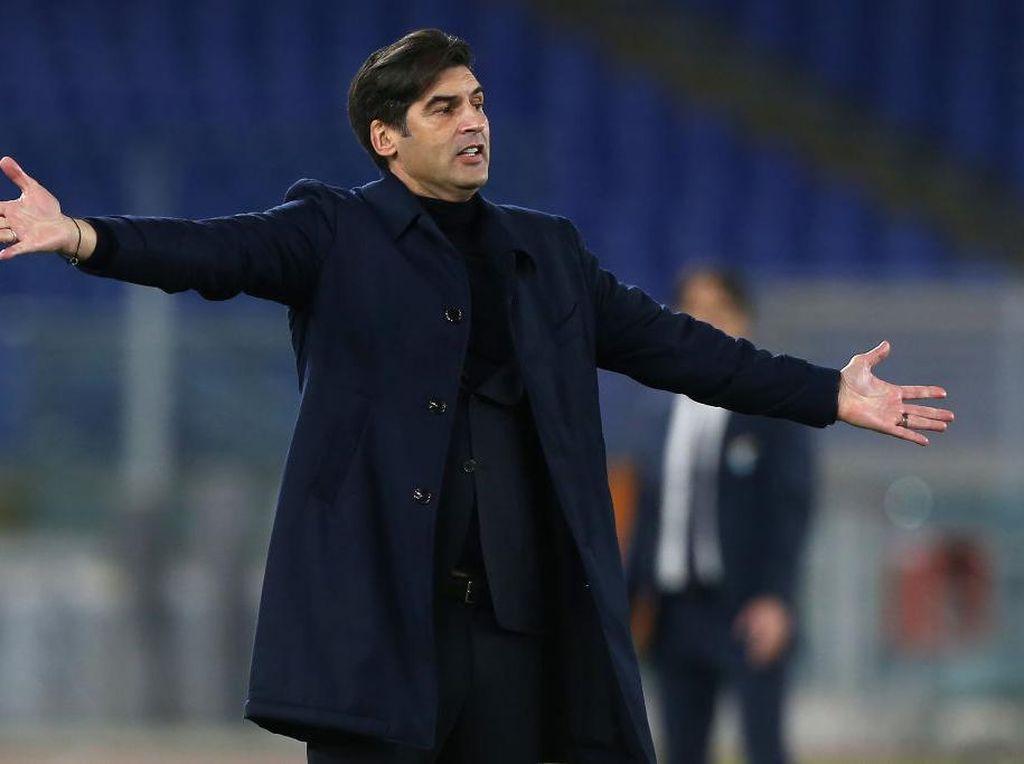 Fonseca: Roma Beri Hadiah Dua Gol untuk Lazio