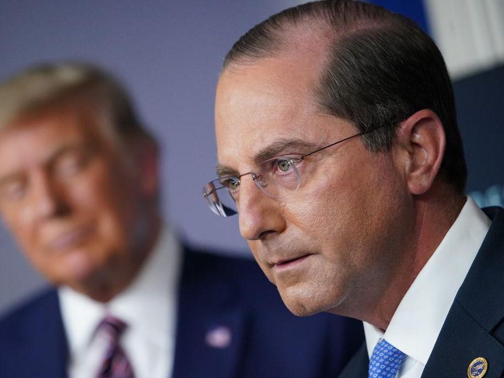 Menkes AS Mundur, Ingatkan Trump Rusuh Capitol Nodai Warisan Pemerintahan
