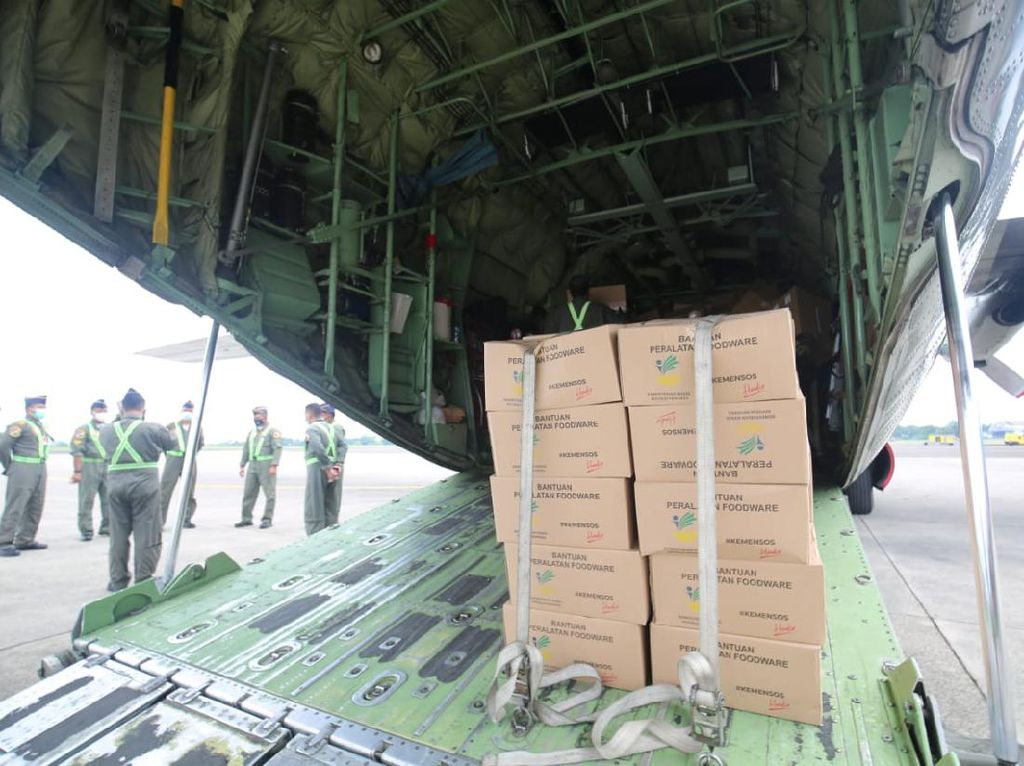 Bantu Korban Gempa Sulbar, Kemensos Kirim Bantuan Rp 1,7 Miliar