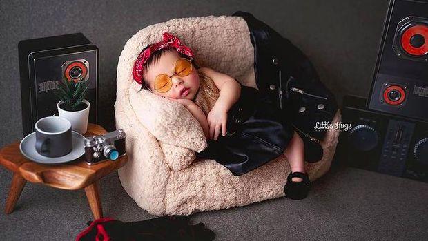 Chloe Emmanuelle Van Wattimena, Anak Asmirandah