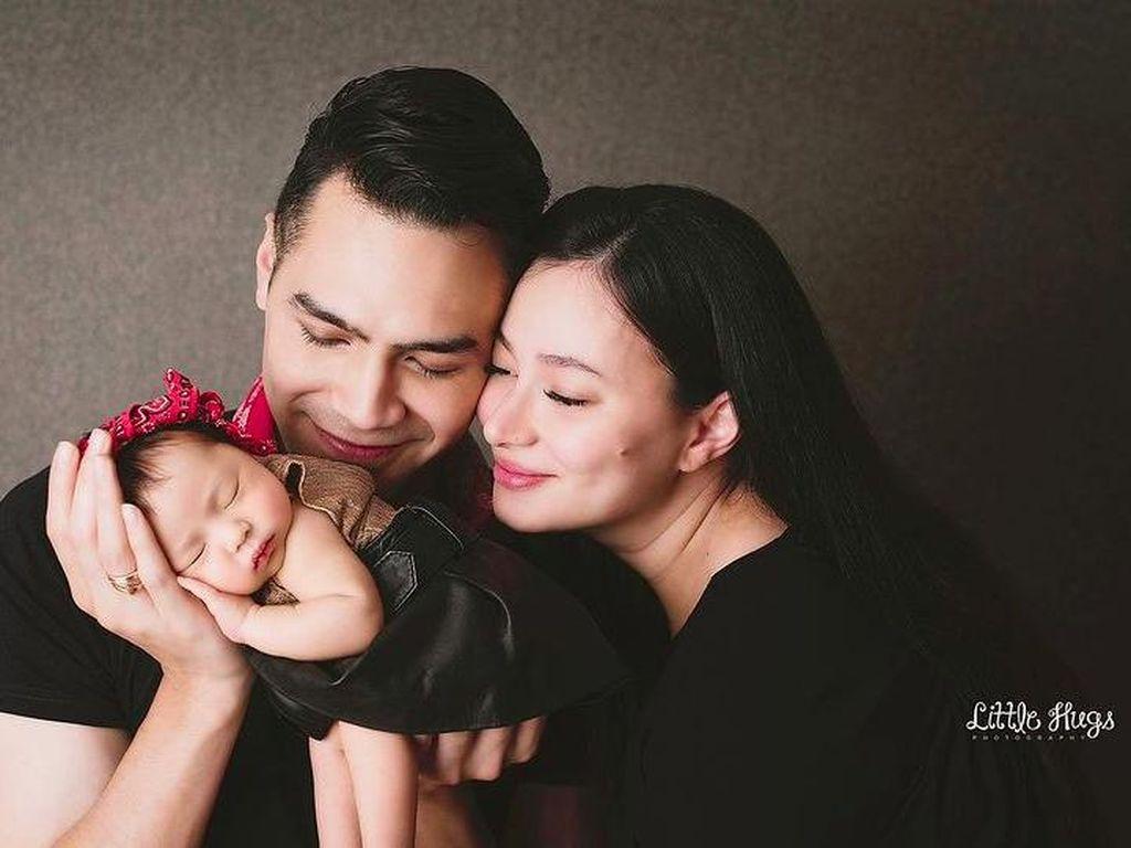 Nama Anak Asmirandah dan Jonas Rivanno Ramai Dibahas, Disarankan Diubah