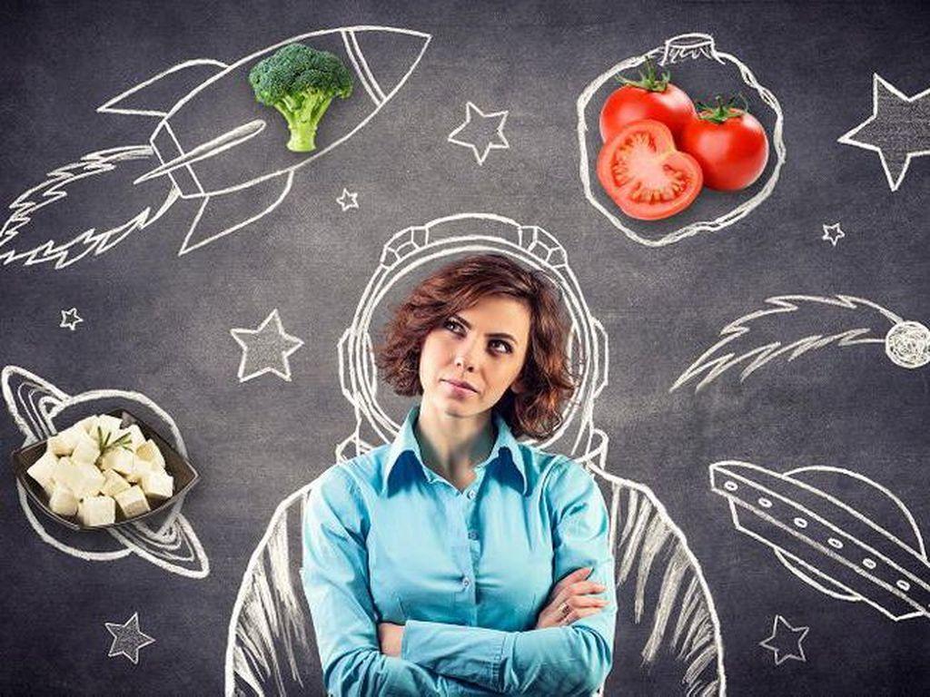 Diet Astronot Bisa Turunkan Berat Badan dalam 13 Hari