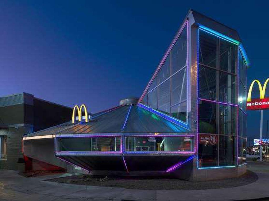 Intip 15 Resto Fast Food dengan Konsep Terunik di Dunia