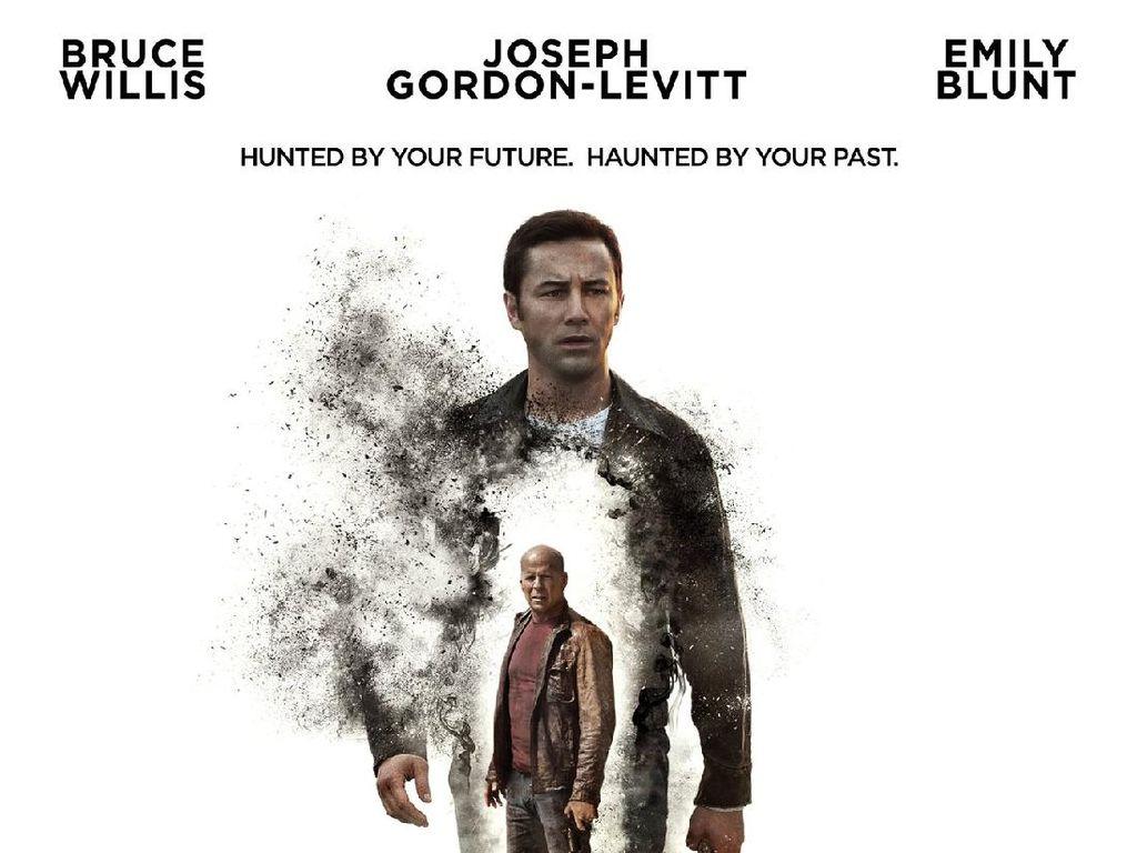 Sinopsis Looper, Film Duet Bruce Willis dan Joseph Gordon-Levitt