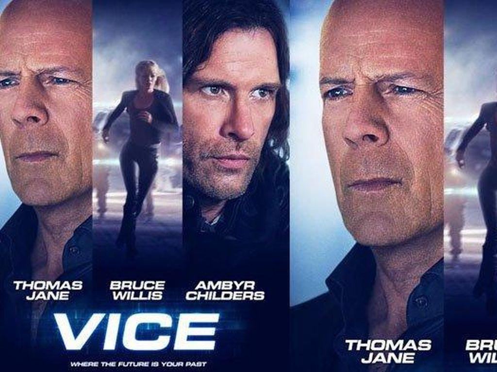Sinopsis Film Vice yang Dibintangi Bruce Willis di Bioskop Trans TV