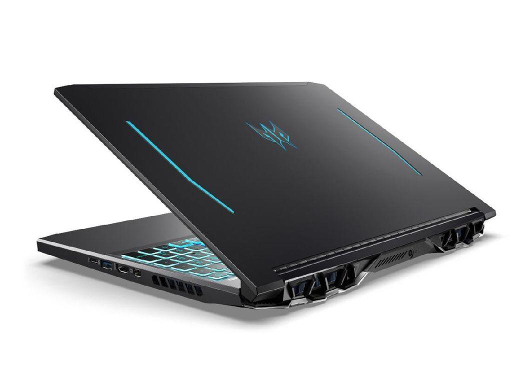 Acer Rilis Laptop Gaming dengan Prosesor Intel Anyar