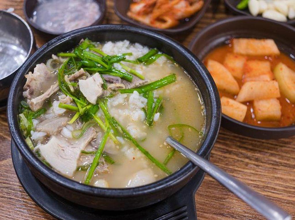 Drama Korea Terbaru Mr. Queen Menampilkan Nasi Gukbap, Ini Faktanya