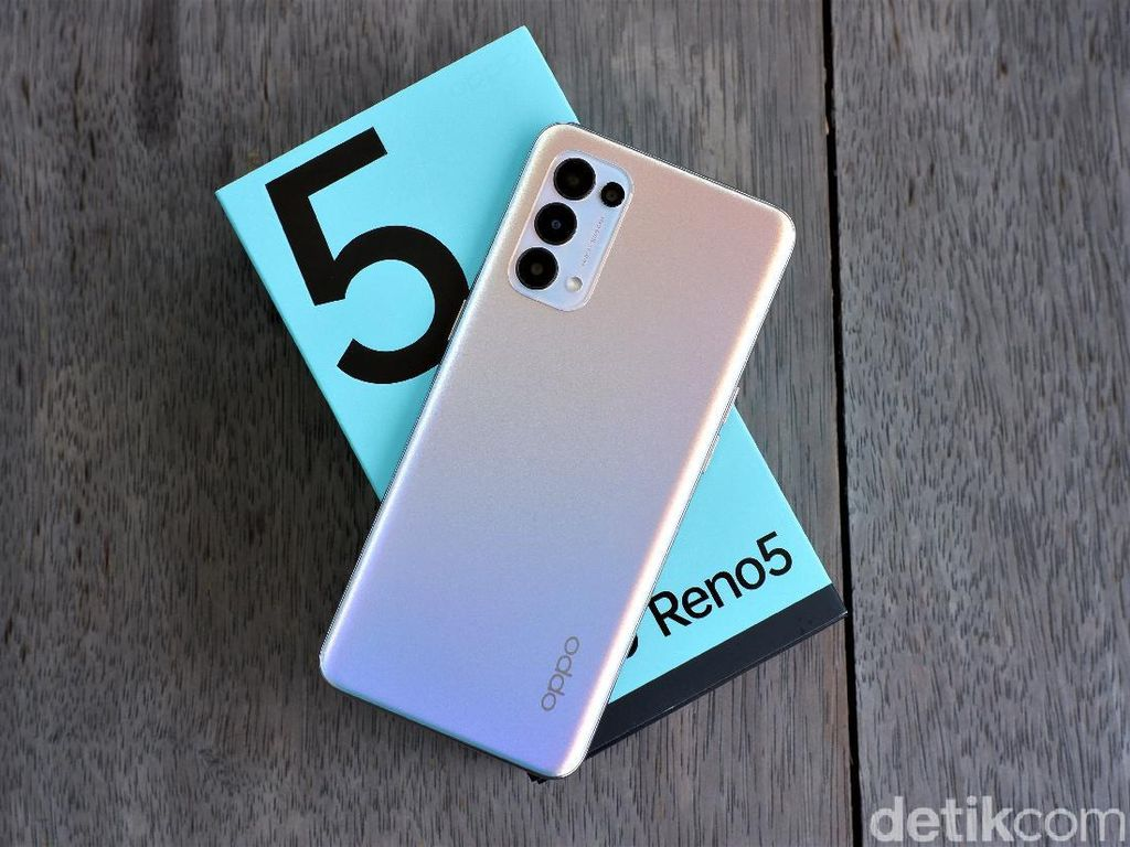 Tak Hanya 5G, Ini Perbedaan Spesifikasi Reno5 dan Reno5 5G