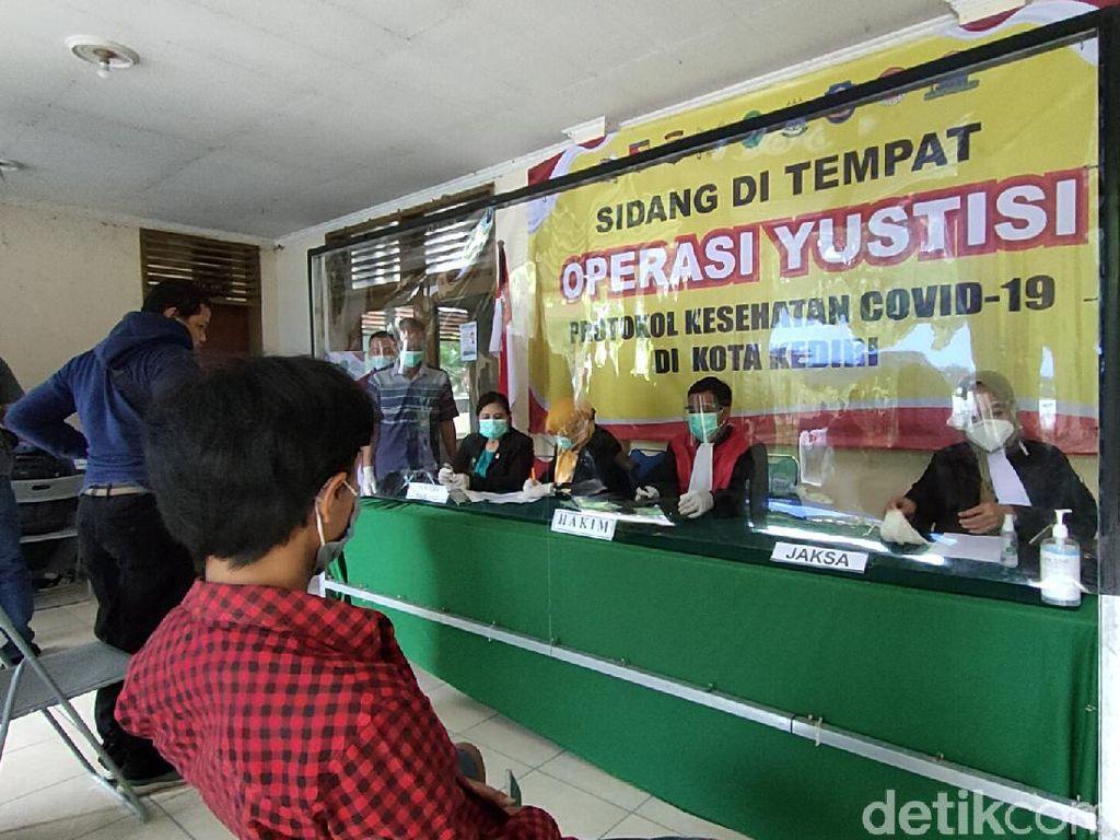 PPKM di Kota Kediri, Operasi Yustisi Diketatkan Lagi