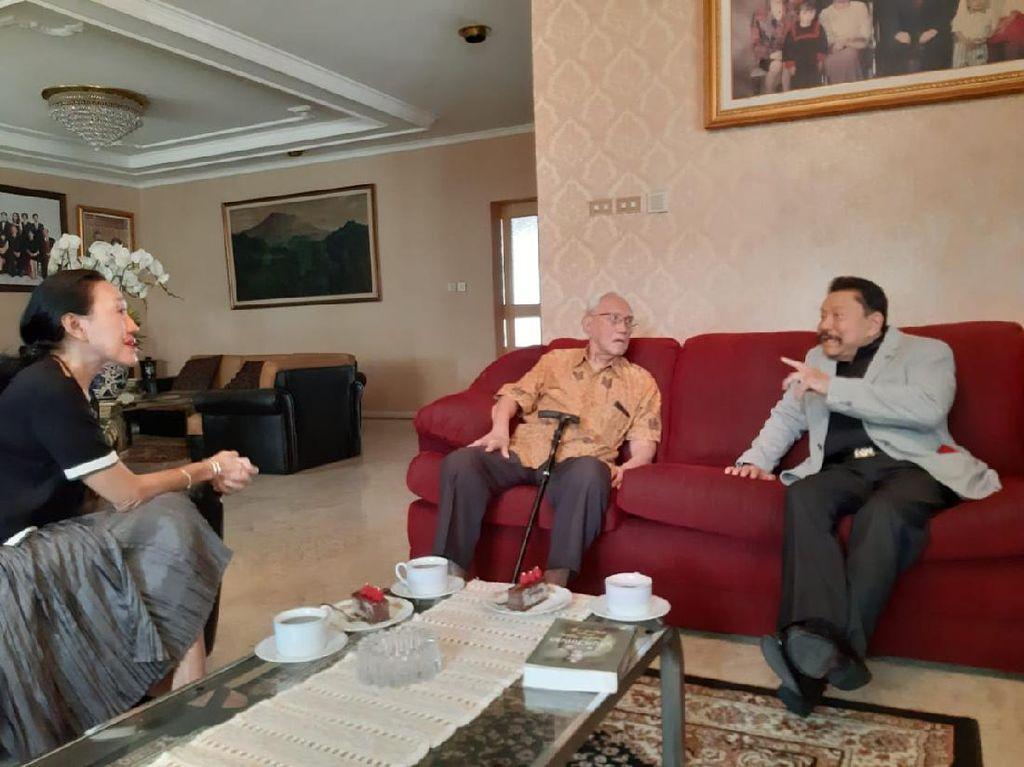 Mantan Gubernur Lemhannas Sayidiman Suryohadiprodjo Wafat