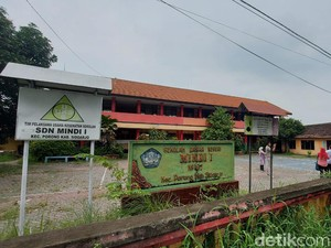 Pemkab Sidoarjo Akan Sulap Gedung SD Jadi Museum Geopark Lusi