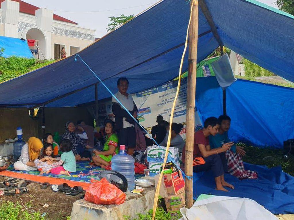 TNI Luruskan Info Distribusi Bantuan Korban Gempa Sulbar Tak Merata