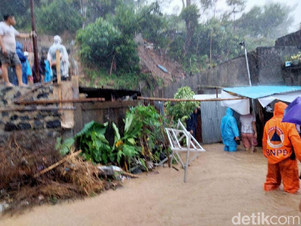 Banjir-Tanah Longsor di Manado, Jumlah Korban Tewas Jadi 6 Orang