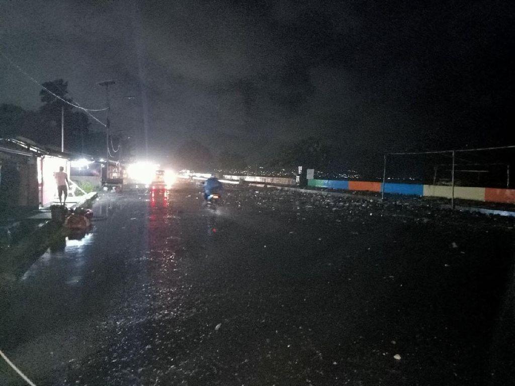BMKG: Peringatan Gelombang Tinggi Capai 4 Meter di Sekitar Teluk Manado