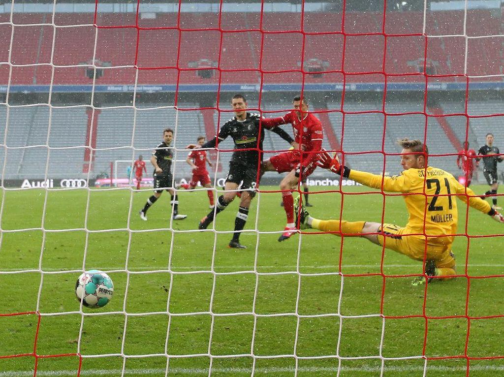 Bayern Munich Vs Freiburg: Die Roten Kembali ke Jalur Kemenangan