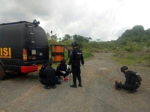 Bom Sisa Perang Dunia Ditemukan di Tasikmalaya
