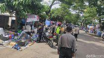 Picu Kerumunan dan Langgar Prokes, CFD di Cianjur Dibubarkan Polisi