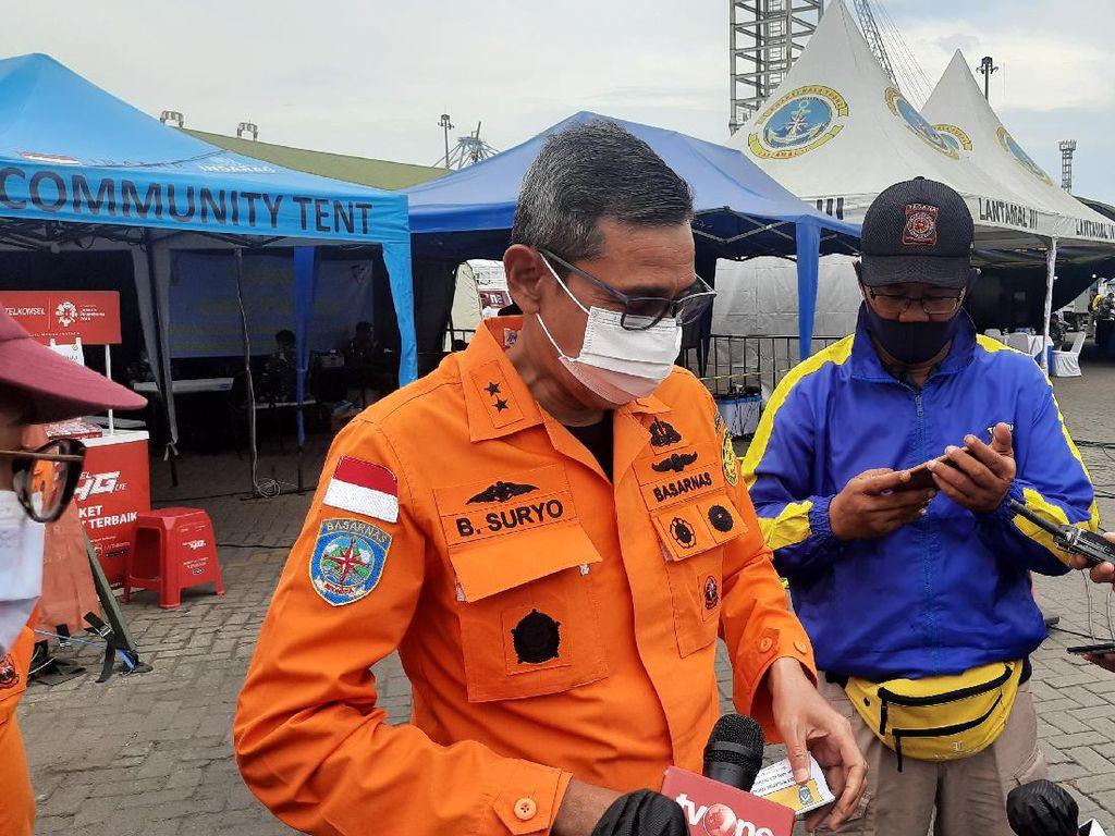 Basarnas Ungkap Kendala Pencarian CVR Sriwijaya Air SJ182