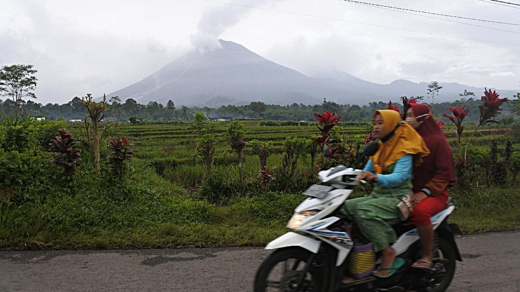 Gunung Semeru Erupsi, Begini Kondisinya Hari Ini