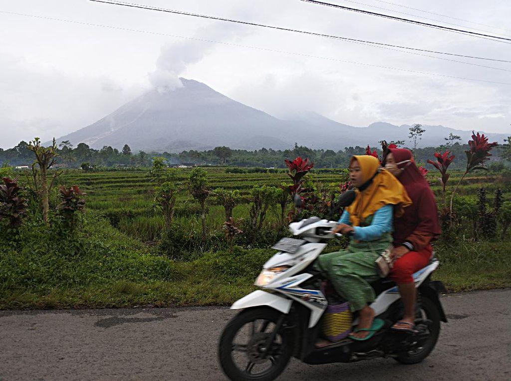Gunung Semeru Waspada, Warga di Sepanjang DAS Diminta Hati-hati