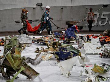 Hari ke-9 Pencarian, Memori CVR Sriwijaya Air SJ182 Belum Ditemukan