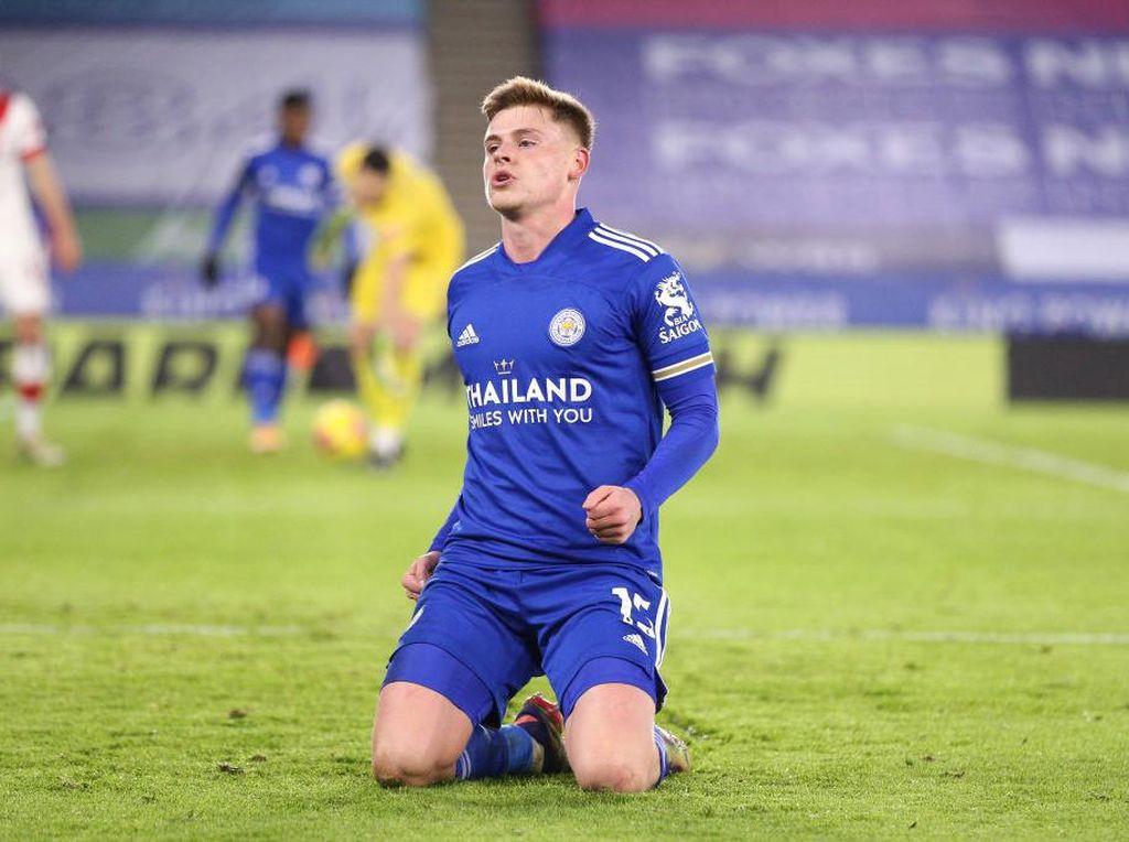 Harvey Barnes, Sungguh Calon Pemain Bintang Leicester City