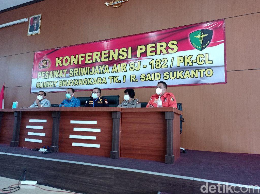 Dukcapil Telah Terbitkan 53 Akta Kematian Korban Sriwijaya Air SJ182