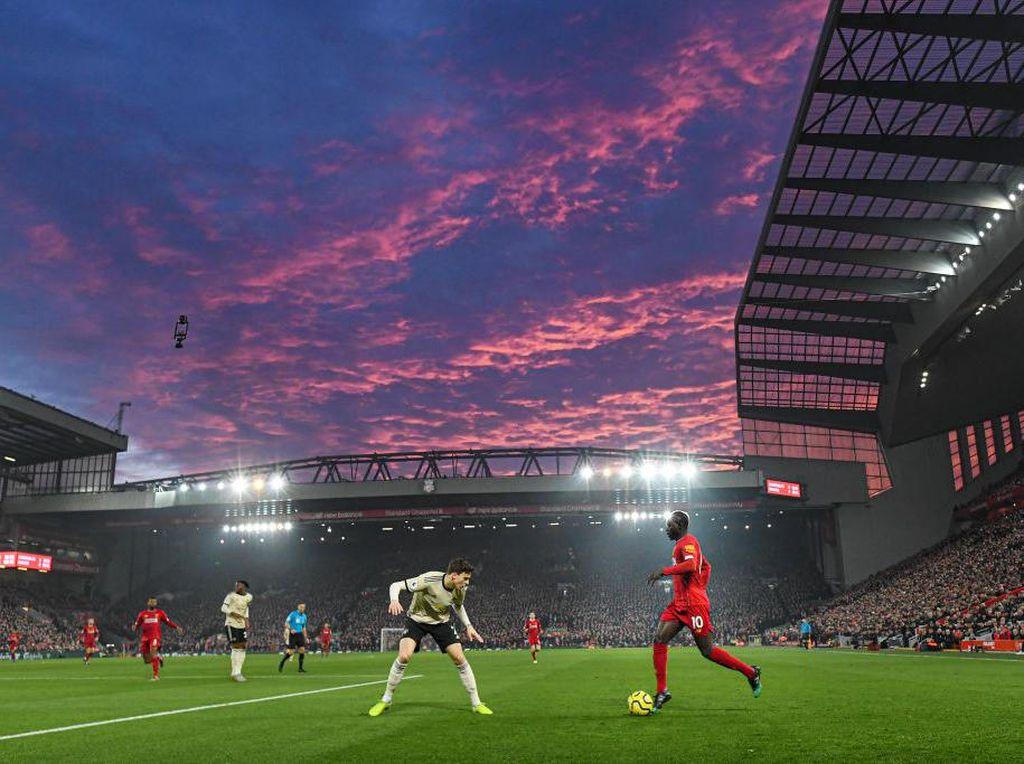 Merseyside Merah Betul: Liverpool Vs MU