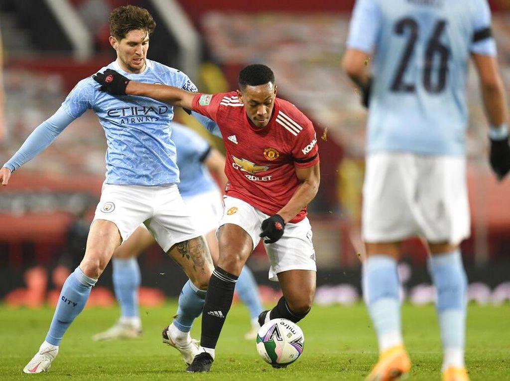 Liverpool Vs MU: Setan Merah Memble Lawan Tim Big Six