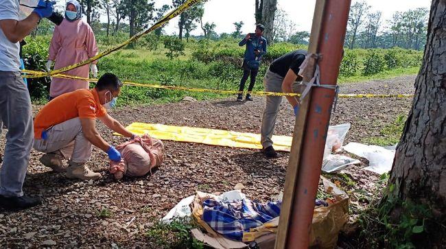 Geger Mayat Bocah Perempuan Terbungkus Karung di Subang