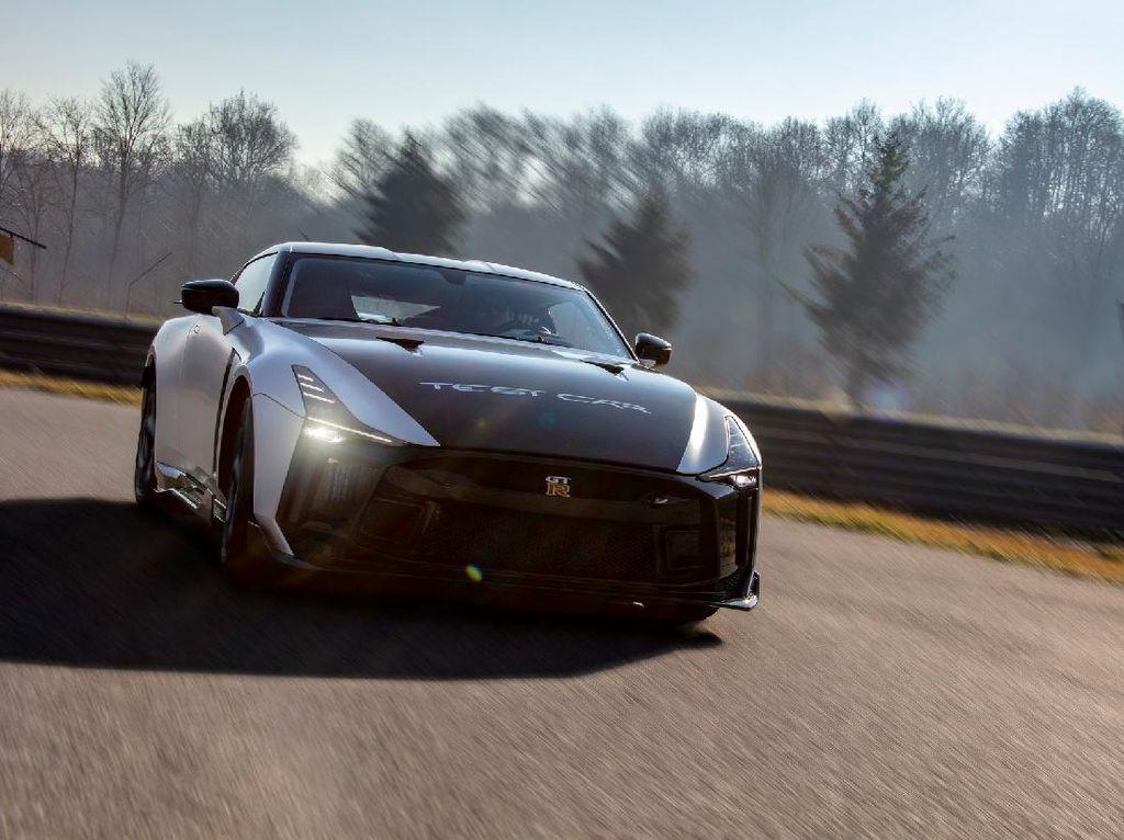Cuma 50 Unit di Dunia, Nissan GT-R50 Lebih Ganas