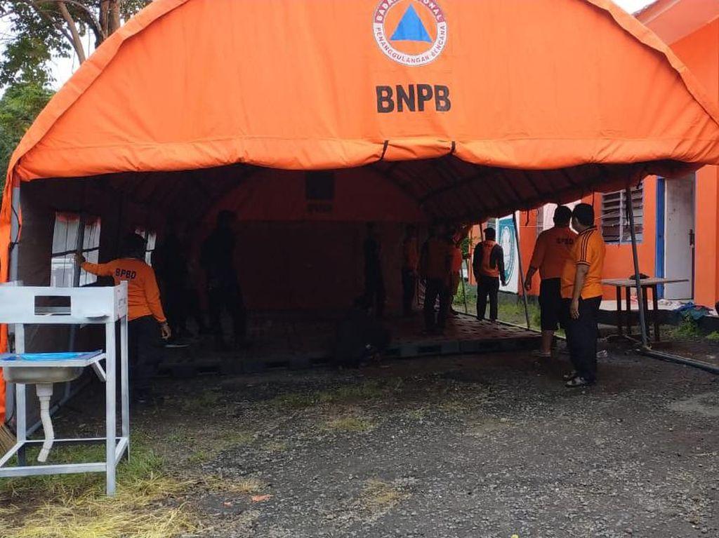 Pemkot Parepare Dirikan Posko Bantuan untuk Korban Gempa Sulbar