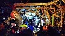 Kelebihan Beban Diduga Pemicu Robohnya Ponpes di Cianjur