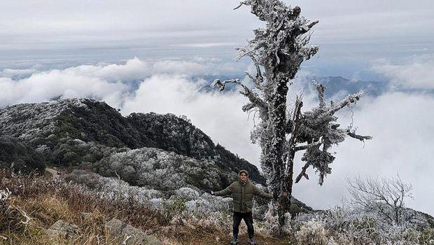 Salju di Vietnam