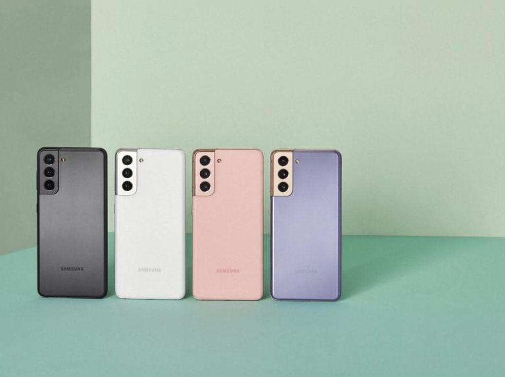 Keistimewaan Samsung Galaxy S21+ 5G Series, Penerus Galaxy S20+