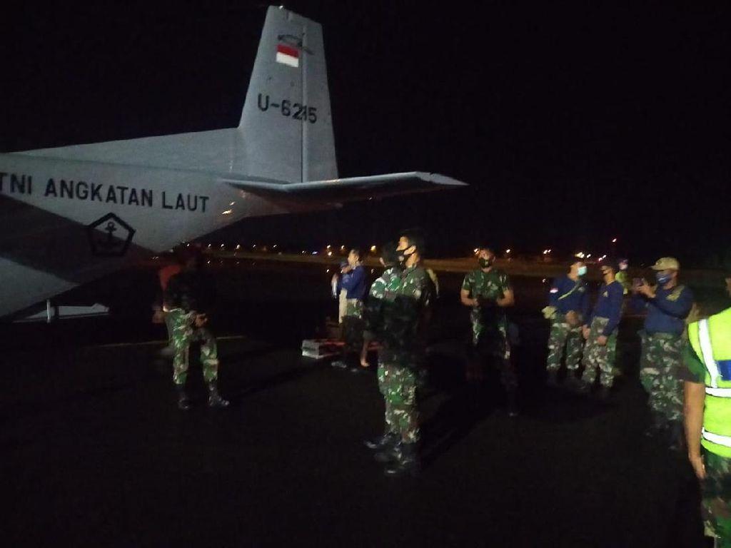 TNI AL Kerahkan Satgas Banjir ke Kalsel: Kopaska dan Dislambair