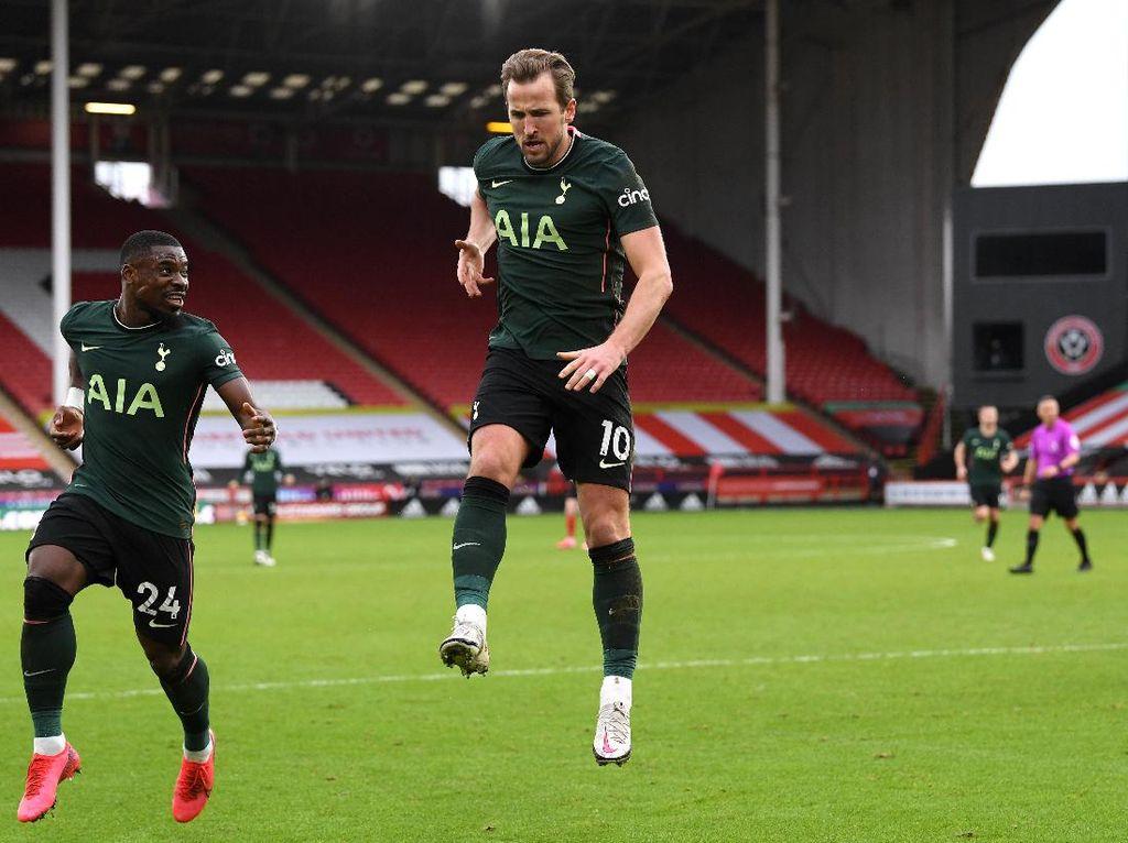 Gol Indah Ndombele yang Warnai Kemenangan Tottenham