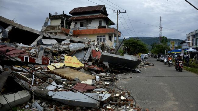 BNPB: Status Gempa Sulbar Tanggap Darurat, Bukan Bencana Nasional
