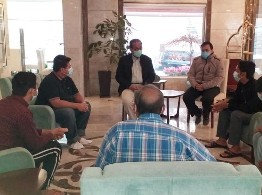 Ditahan Iran Sejak Maret 2020, 5 WNI ABK Kapal Ruby Telah Bebas